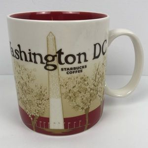 Starbucks Global Icon City 2011 Washington Mug